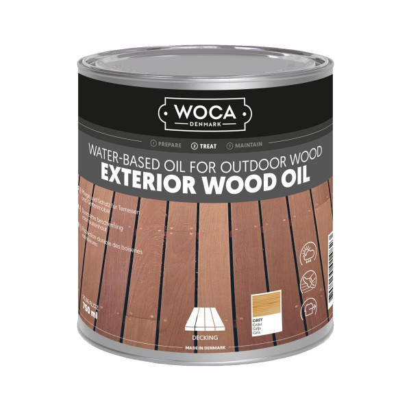 Exterior Wood Oil