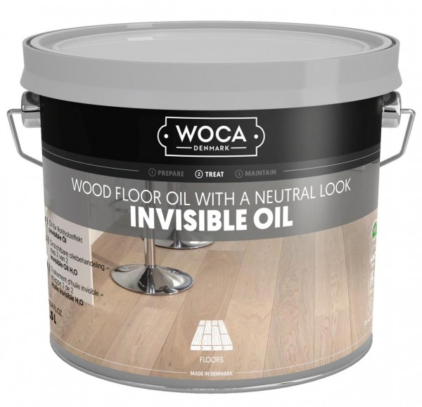 Invisible Oil