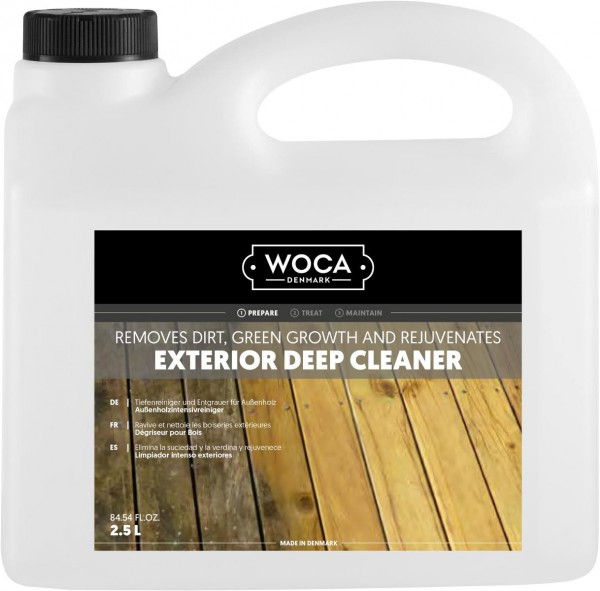 Exterior Deep Cleaner
