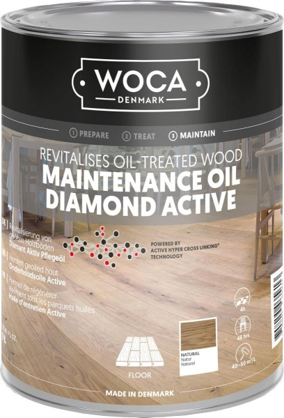 Maintenance Oil Diamond Active