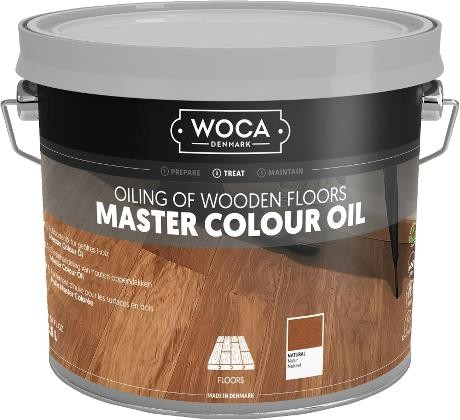 Master Colour Oil