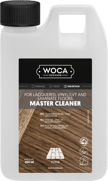 Master Cleaner