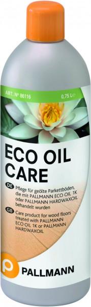 ECO OIL CARE Pflege für geölte Parkettböden / 0,75l