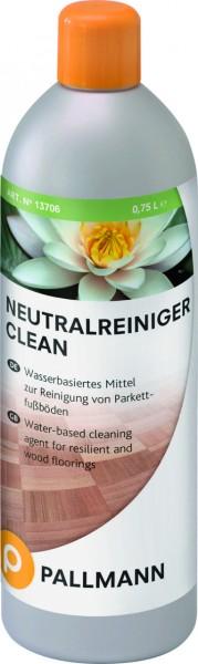 NEUTRALREINIGER Wasserbasierendes Reinigungsmittel für Fußböden / 0,75l
