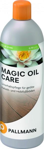 MAGIC OIL CARE Pflege für geölte Parkettböden, die mit MAGIC OIL Produkten behandelt wurden / 0,75l