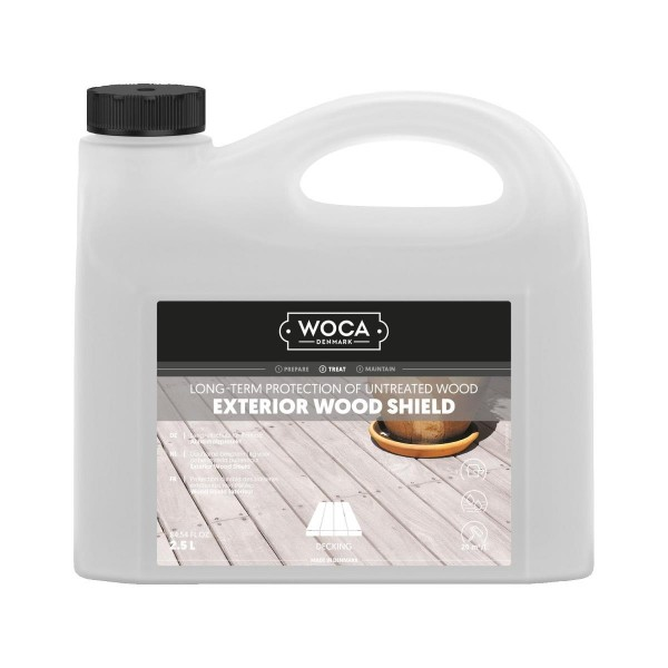 Exterior Wood Shield