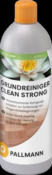 GRUNDREINIGER Wasserbasierendes Reinigungsmittel zur Entfernung von Pflegemittelablagerungen / 0,75l